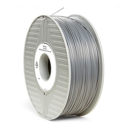 Verbatim 3D ABS Silver/Metal Grey 1.75mm 1kg