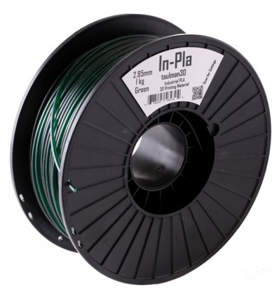 Taulman 3D 1.75mm Spool of In-Pla Green