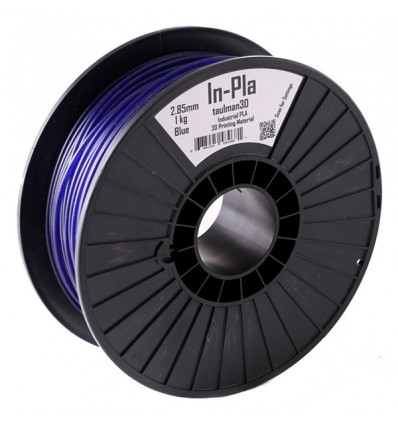 Taulman 3D 1.75mm Spool of In-Pla Blue