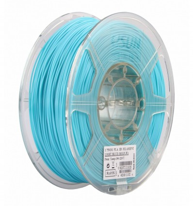 PLA LIGHT BLUE General 3D MASSA 1,75mm