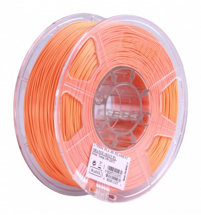 PLA ORANGE General 3D MASSA 1,75mm